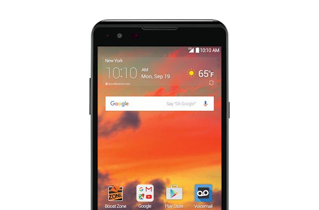 LG's new $150 midrange phone packs a huge battery