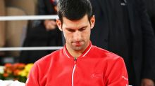 Novak Djokovic's embarrassing career-first in French Open final
