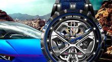 """Roger Dubuis entre dans """"The Real Race"""" aux côtés de Lamborghini"""