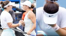 'Shattered for you': Ash Barty's incredible act for devastated rival