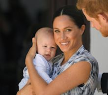 "Meghan: Archie's title was not royal family's ""right to take away"""