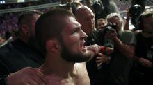 Nevada regulator suspends Khabib, McGregor for UFC brawl