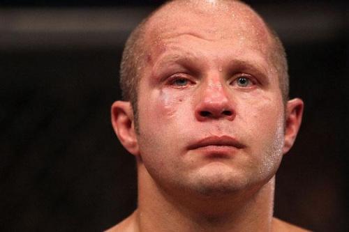 Fedor é considerado um dos melhores lutadores de MMA de todos os tempos - Divulgação