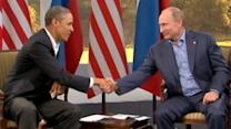 Obama in Russia: Syria Intervention Sidelines Economic Focus