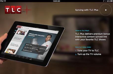 Discovery, TLC iPad apps add second-screen feature