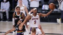 Granderson: If he's Rajon 'Playoff' Rondo, he's definitely a Hall of Famer