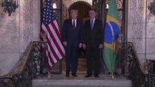 EUA envia milhões de doses de hidroxicloroquina para o Brasil