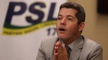 Líder do PSL na Câmara diz em áudio que vai implodir Bolsonaro