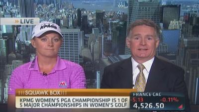 KPMG & LPGA teeing up for success