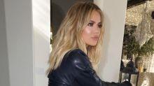 Khloé Kardashian's 6 Moves For A Better Butt