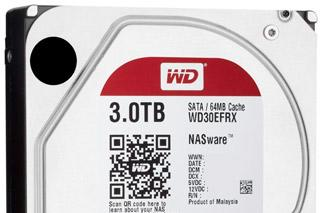 WD Red HDDs aim to improve company's NASty reputation, bolster reliability in networked homes