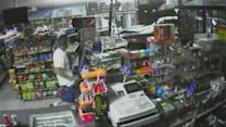 Man Crashes SUV Into Store to Steal Beer