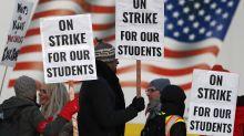 As teachers in Denver demand better pay, Republicans in Washington say lack of money isn't what ails public education