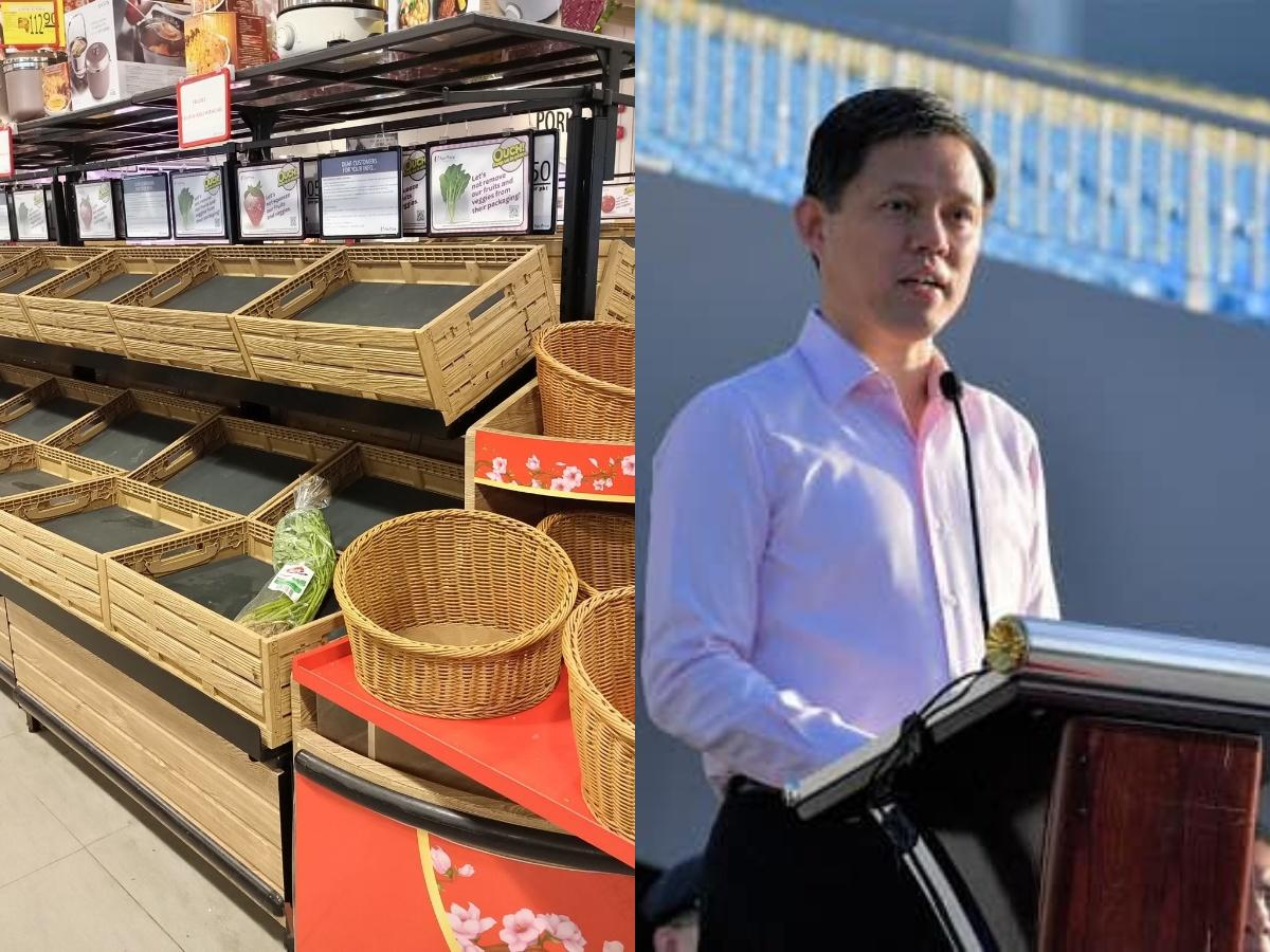 Singlish-slinging minister praised for calling outbreak panic buyers 'idiots'