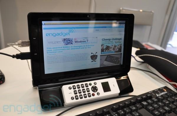 UMEC's Android videophone and MID prototypes stray from the beaten path
