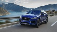 Stalking the suburbs in the Jaguar F-Pace S