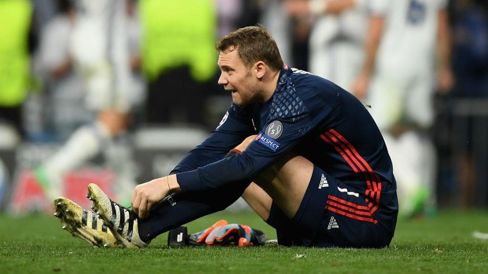Que fase! Após eliminação, Neuer vai desfalcar Bayern por dois meses e não joga mais na temporada