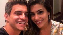 Após o fim do 'BBB 17', Manoel confirma romance com Vivian: 'Seguimos juntos'