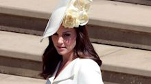 Kate Middleton Wore Huge New Ring At Royal Wedding