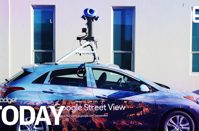 Google's new Street View cameras help AI map the real world