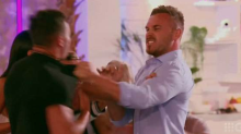 Love Island Australia just ended up in a massive brawl