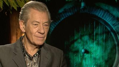 Ian McKellen: How Does 'The Hobbit' Compare To The 'Lord Of The Rings'?