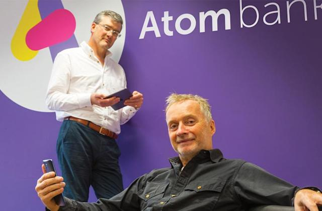 Atom is a new UK bank that'll have no branches, just apps