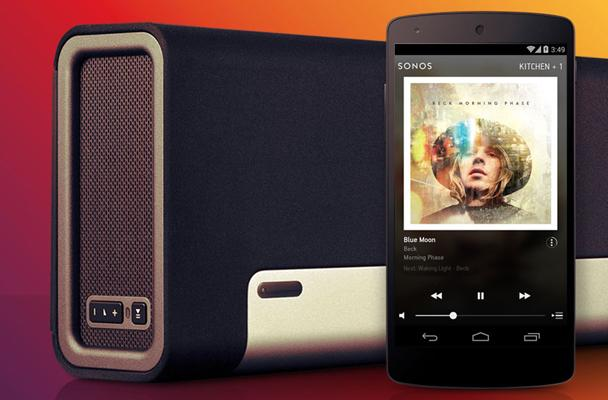Sonos rolls out multi-account support, Playbar sound tweaks