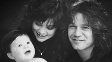 """Il post dell'ex moglie di Eddie Van Halen: """"Ci incontreremo nella prossima vita, amore mio"""""""