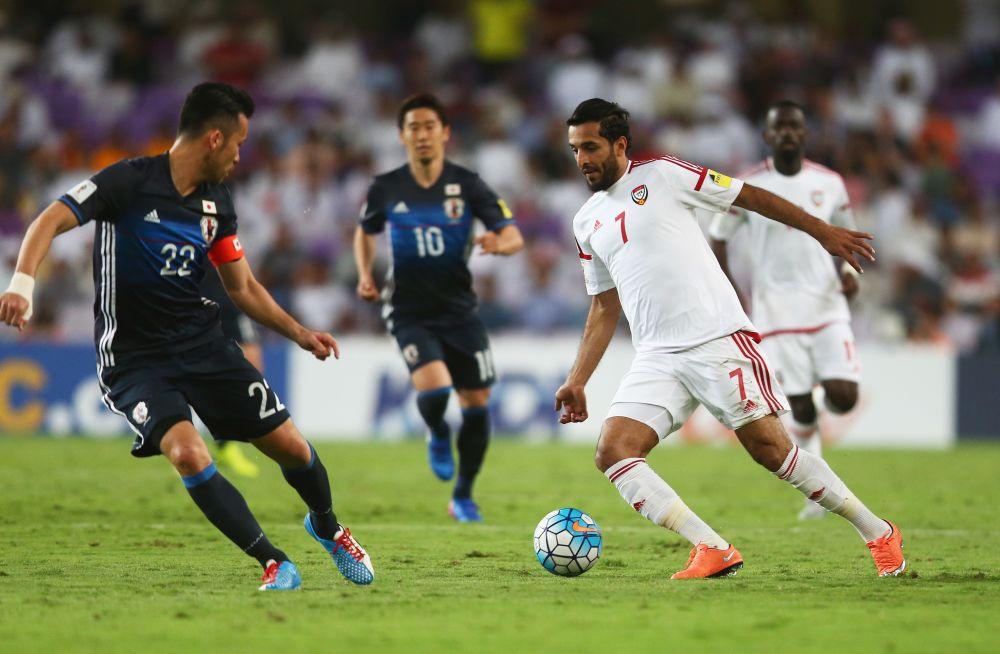 UAE's Mahdi Ali: Japan scored with just two attacks