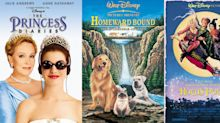 The 15 Best Disney Live-Action Movies to Show the Kids