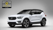 Volvo and Ford models get top ratings in latest safety tests