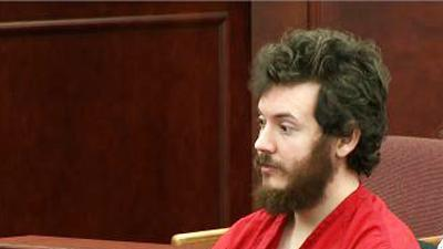 Raw: Colo. Shooting Suspect Holmes in Court