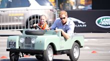 Everything Handsome Prince Harry Has Been Up to at the 2017 Invictus Games in Toronto