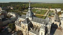 無人機空拍凡爾賽宮 極致奢華一覽無遺
