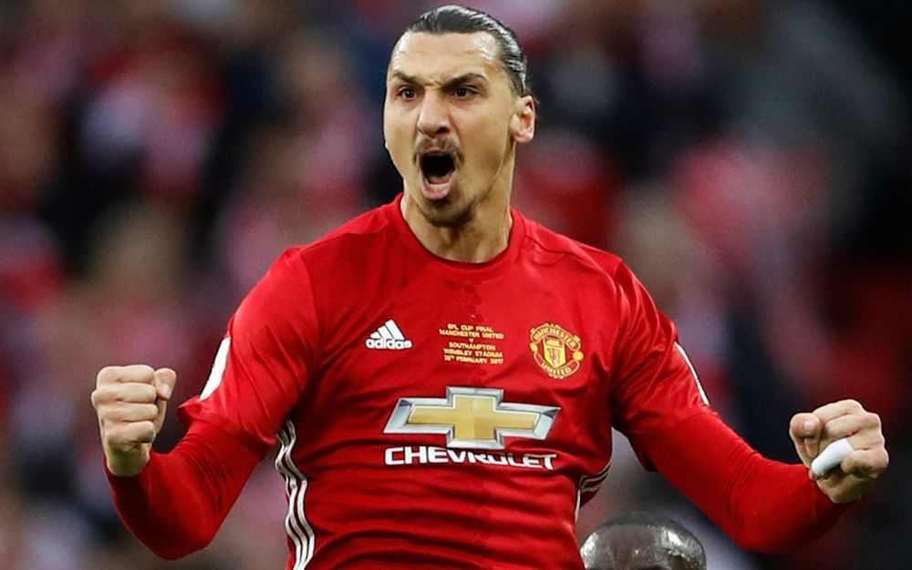 Zlatan Ibrahimovic said he will decide when his playing career is over, nothing else - Carl Recine