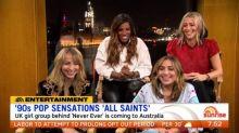 90s pop sensations All Saints are coming to Australia
