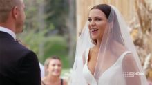 MAFS bride Coco unrecognisable in astonishing old wedding snaps