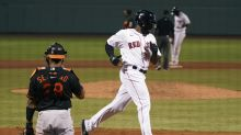 The Red Sox scored a ton of runs on opening night. Get used to it.