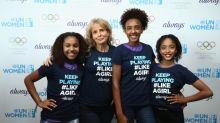 Marca de absorvente e ONU criam campanha para empoderar meninas por meio do esporte