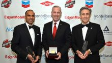 LyondellBasell Honored by American Institute of Chemical Engineers