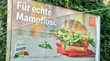 La vergognosa pubblicità di McDonald's che cita l'Italia
