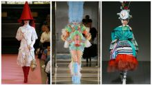 The wackiest looks from London Fashion Week