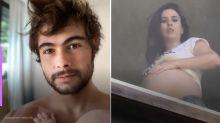 """Rafa Vitti ignora pedido de Tata e posta vídeo dela grávida: """"Foi mal aí"""""""
