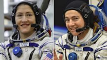 NASA's First All-Female Spacewalk Is (Finally) Set for Later This Month After Cancellation