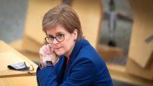 Under pressure, Scotland's Sturgeon defends handling of predecessor's case