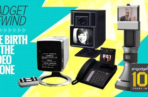 Look who's talking: The birth of the video phone