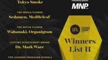 Tokyo Smoke wins Best Brand at inaugural Canadian Cannabis Awards