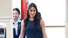 Meghan Markle se inspira en Kate Middleton