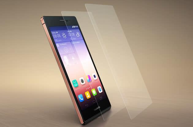 Everyone's making a sapphire phone, here's Huawei's
